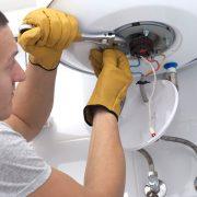 Servicio de instalación o reparación de calentadores