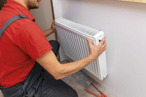 Servicio de sustitución de radiador