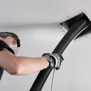 Servicio de limpieza de conductos de aire