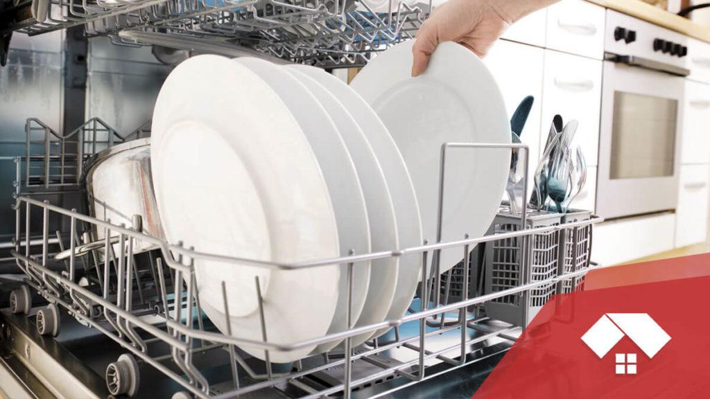 ¿Por qué mi lavavajillas no seca bien?