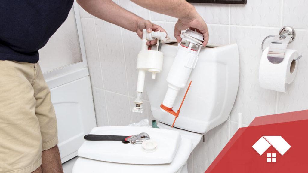 ᐅ Cómo Reparar La Cisterna Del Baño Cuando Pierde Agua Nocte