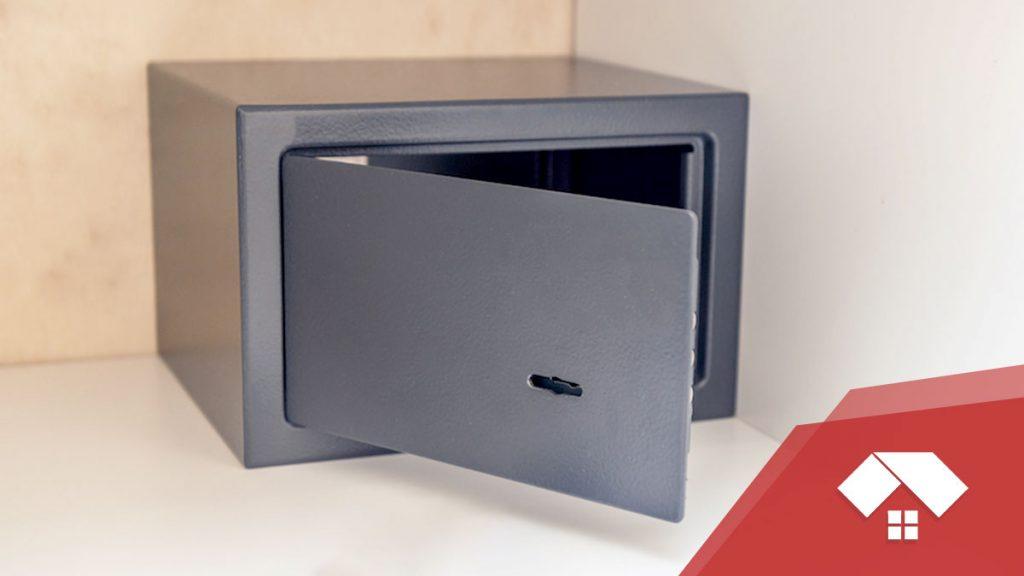 Cajas fuertes: tipos, cerraduras y grados de seguridad