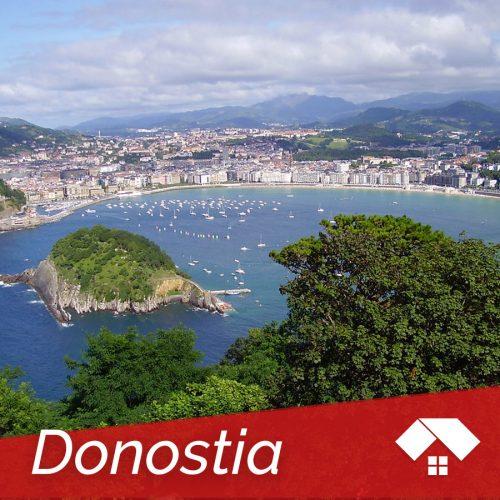 Nocte Cerrajeros en Donostia (Guipúzcoa)
