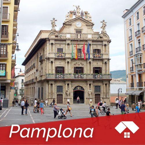 Nocte Cerrajeros en Pamplona / Iruña