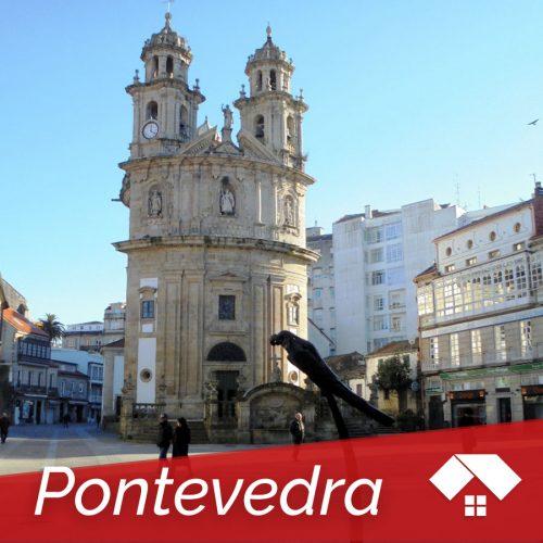 Nocte Cerrajeros en Pontevedra