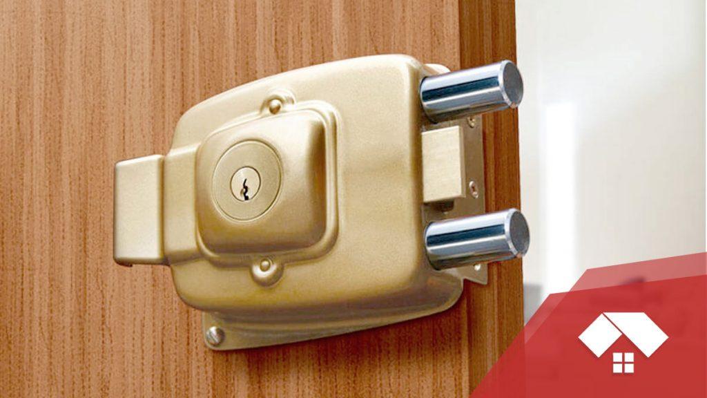 Cerrojos de seguridad para puertas