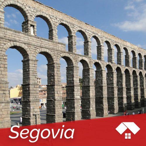 Nocte Cerrajeros en Segovia