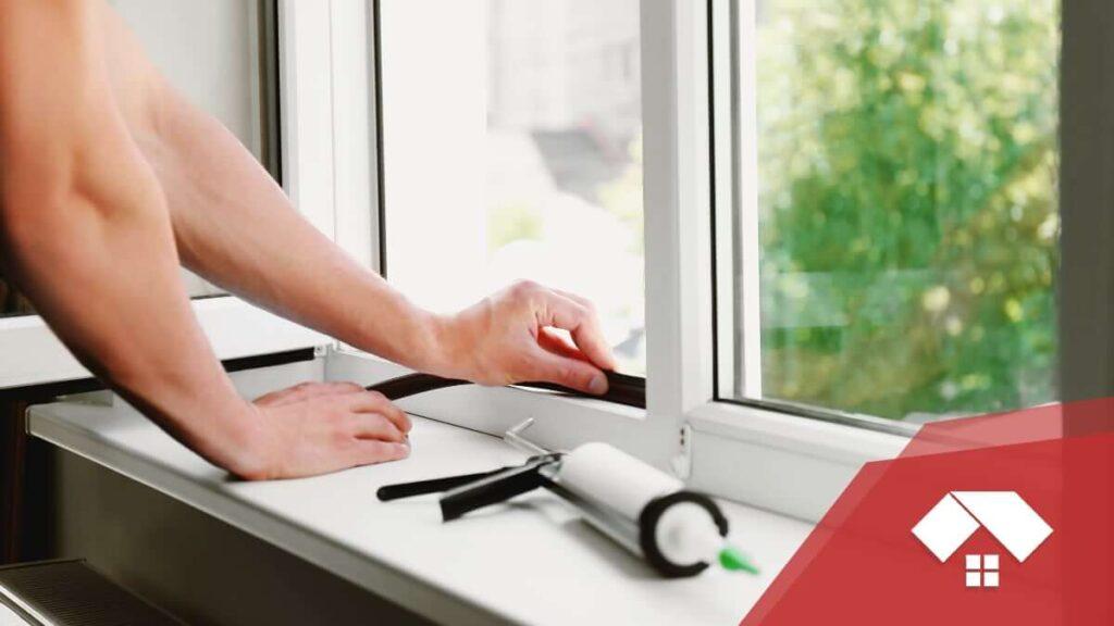 Aislamiento de ventanas y puertas