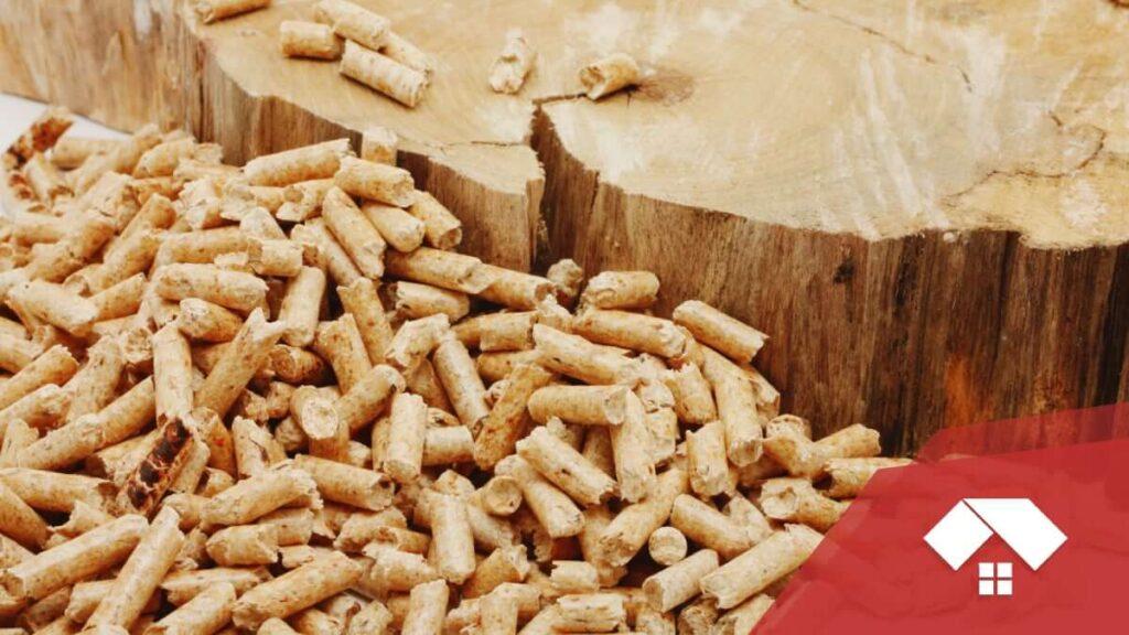 Pellets para calefacción de Biomasa