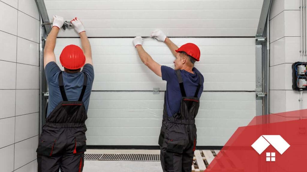 Mantenimiento y reparación de puertas automáticas
