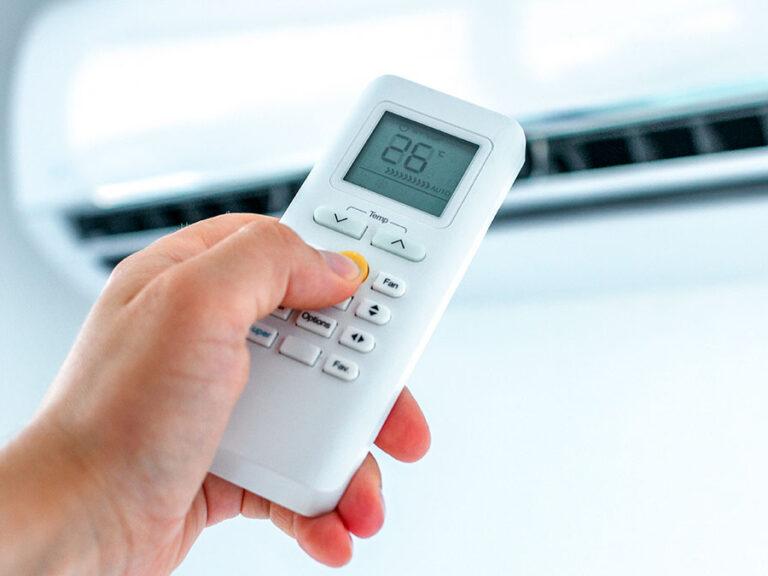 climatizador de temperatura